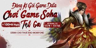 [Giới thiệu] Gói Game Data MobiFone cho game Công Thành Chiến