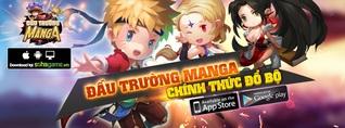 Đấu Trường Manga Chính Thức Đổ Bộ Trên Appstore và GGplay