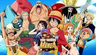 Fan One Piece sẽ được Đấu Trường Manga ưu ái về mọi mặt