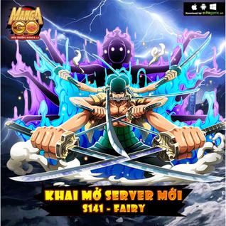 10:00 NGÀY 14/07 MỞ SERVER S141 : Fairy