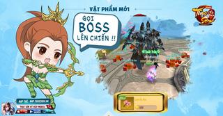 [Update Phiên Bản Mới] Cành Gỗ Đào - Boss Bang Mới