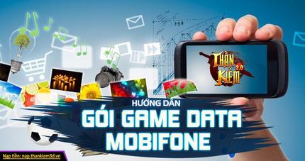 [Hướng Dẫn] Kích Hoạt Gói Game Data cho MobiFone
