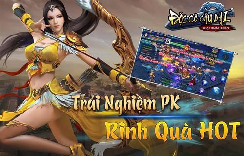 [Sự Kiện] - Trải Nghiệm PK Rinh Quà Hot