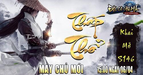[Thông Báo] - Khai mở máy chủ Thấp Thổ ngày 06/04