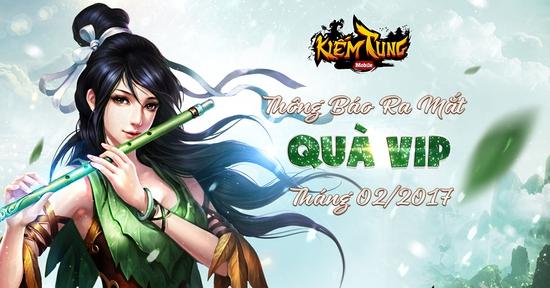 [Thông Báo] Kiếm Tung ra mắt Quà VIP tháng 2