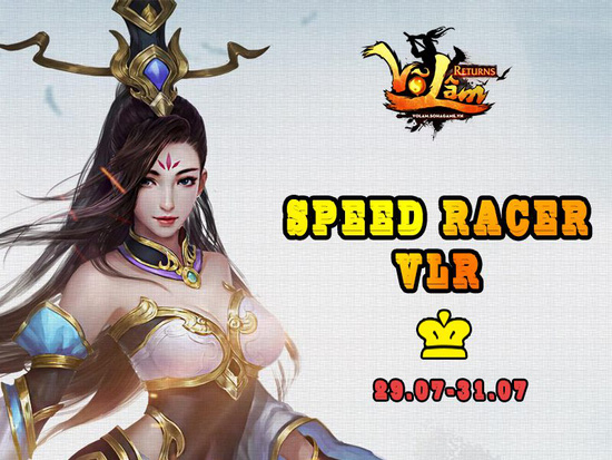 [EVENT] Võ Lâm Returns SPEED RACER