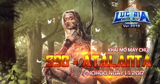 [Tin Tức] Khai Mở Lục Địa S90 - Atalanta