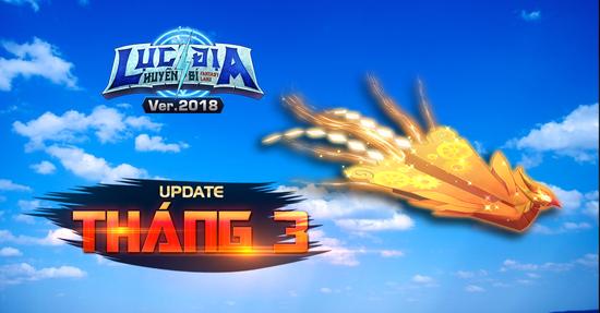 [Update] Lục Địa Huyền Bí phiên bản Tháng 3.2018