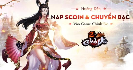 [Hướng Dẫn] Nạp Bạc Trực Tiếp Vào Game Qua Website